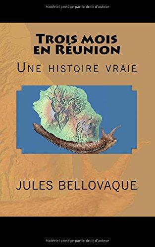 Trois mois en Réunion: Une histoire vraie