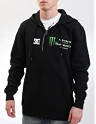 Sweats à capuche zipée DC Shoes Supercross Monster Energy ZH