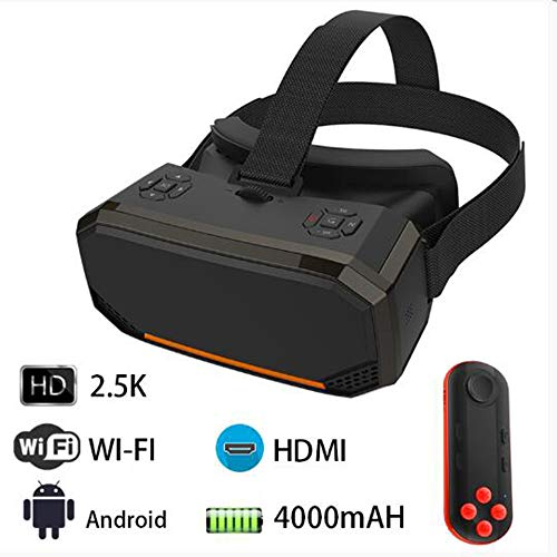 SMEI All In One Vr Headset 3d Smart Brille Virtual Reality Brille Vr Helm 2k Wifi Hdmi Video Mit Controller