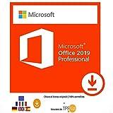 MS Office 2019 Professional Plus 32 bit e 64 bit - Chiave di Licenza Originale per Posta e E-Mail + Guida di TPFNet - Spedizione max. 60min