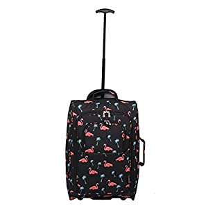 5 Cities Cabin Approved Trolley Bag Hand Luggage, 54 cm, 42.0 L