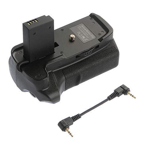 Fotga Professioneller Vertikaler Multi Power Batteriegriff Batteriehalter für Canon EOS 200D Rebel SL2 DSLR Kamera Ersatz für BG-1Y Multi Power Battery Grip