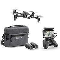 Parrot Anafi Pack Extended - avec 2 batteries + sac de transport + Pales d'hélice - Caméra 4K HDR avec Nacelle orientable à 180°