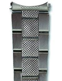 De acero inoxidable reloj de pulsera Zeno 19 mm Ref, A-MT-SB-19