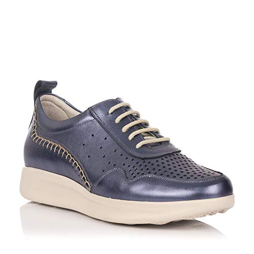 Sneakers Fluchos 477 Azul Marino