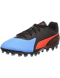 PUMA One 19.4 MG Jr, Zapatillas de Fútbol Unisex Niños
