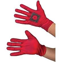 Rubie 's–Disfraz de oficial Marvel Deadpool guantes (adulto) accesorios