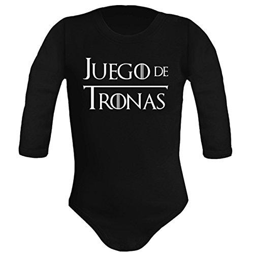 Body bebé unisex Juego de tronas (Juego de tronos - parodia). Regalo