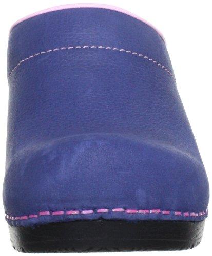 Sanita 457248-79, Mules femme Bleu (Navy 29)
