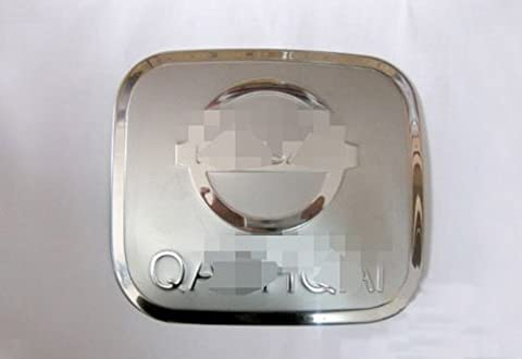 Chrome Fuel Door Gas Tank Cap Stainless Steel New Cover