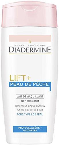 Diadermine - Lait Démaquillant Raffermissant Lift+ Peau de Pêche - 200 ml