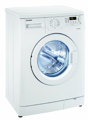 Blomberg WNF 6361 WE20 Frontlader Waschmaschine / A++ B / 0.746 kWh / 1600 UpM / 6 kg / 40 L / Display / AquAvoid / weiß