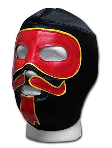 Luchadora Bandit Rebelle masque catch mexicain adulte Lucha Libre