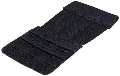 Kleiber 55 mm BH-Erweiterung mit drei Haken, schwarz