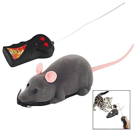 Enzege Drahtlose Fernbedienung Elektronische Mäuse Ratte Spielzeug Für Haustier Katzen
