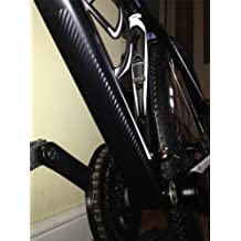 Vinilo moldeado, protector contra piedras para bicicleta, MTB, BMX, fabricado por Ellisgraphix