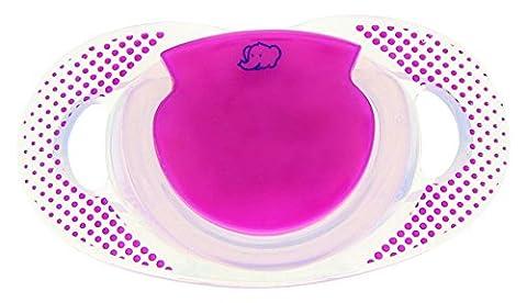 Bébé Confort Sucette Natural Physio en Latex Coloris Mixes 18-36 Mois 2 Pièces - Coloris aléatoire