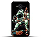 Best Phone Cases Skateboards - Pikkme Astronaut Space Surf Black On Skate Board Review