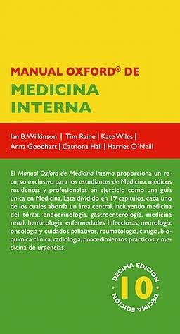 Manual Oxford de Medicina Interna: Décima Edición