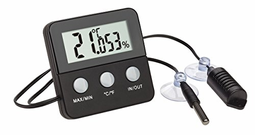 TERRACHECK Digitales Thermo-Hygrometer