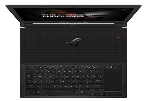 Asus ROG Zephyrus GX501VI GZ020T 3962 cm 156 Zoll mattes FHD Gaming Notebook Intel major i7 7700HQ 24GB RAM 512GB SSD NVIDIA GeForce GTX 1080 Win 10 property schwarz Notebooks