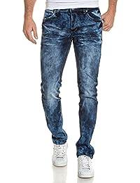 BLZ jeans - Jeans homme bleu bleached