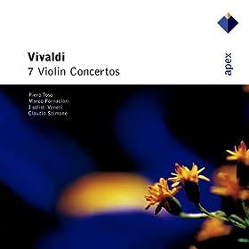 Vivaldi : Violin concerto in D major RV208, 'Grosso Mogul' : II Grave - Recitativo
