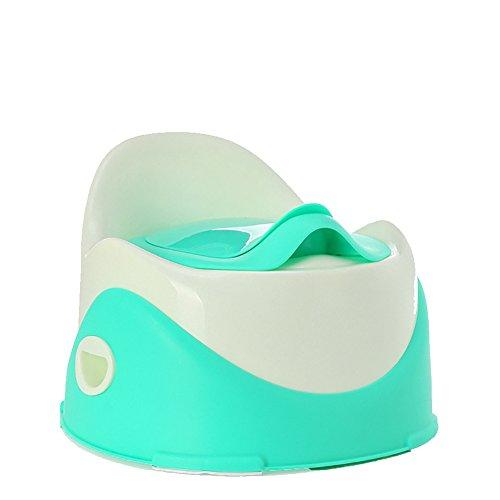 Toilettes Pour Enfants Urinoir Pour Pot Bébé, Tabouret De Toilette Pour Bébé Épaissi (3 Couleurs En Option, Unisexe) (Couleur : Vert)
