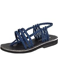 Amazon.it  Bohemien - Blu  Scarpe e borse 1cf4a47a49c