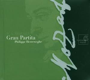 W. A. Mozart: Gran Partita [Book+CD]