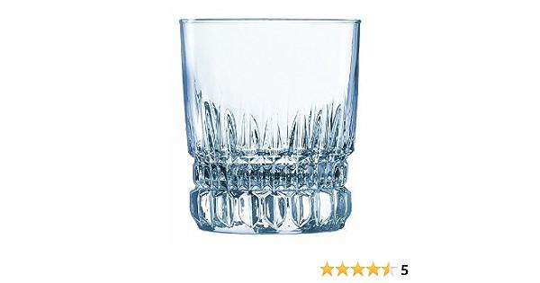 Gl/äserset coctailgl/äser imperator gobelets verre luminarc lot de 6 mugs 30 cl /& emballage dorigine