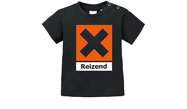 REIZEND Baby-Shirt BIO Baumwolle Baby-T-Shirt