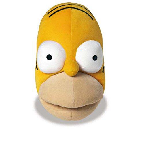 Anti simpsons homer Simpsons Homer Macias Animais 46 36 Chinelos derrapante Exclusivo Th Amarelas Pelúcia De Sams Schlappen Sapatilhas WwaqHTUvR