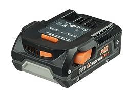 AEG Power Tools L1815RP 1.5 Ah Battery Pro Li-Ion, 18 V