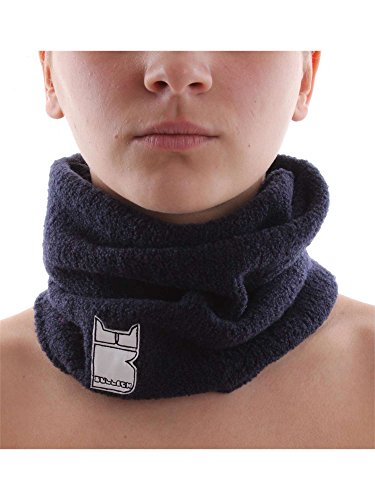 BULLISH GORRO MOUSSE BLUE NAVY SCIARPE, FOULARD E COLLI Donna BLUE NAVY UNI