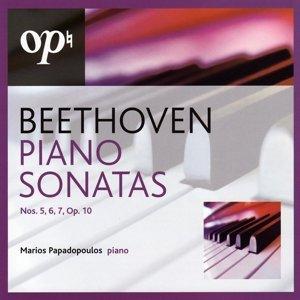 Piano Sonatas 5,6 & 7 [Papadol [Import USA]