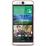 HTC Desire Eye Coral Reef Smartphone (13,2 cm (5,2 Zoll) Display, Quad-Core Prozessor,16GB interner Speicher, 13 Megapixel Kamera, micro-USB, Android KitKat 4.4) (Zertifiziert und Generalüberholt)