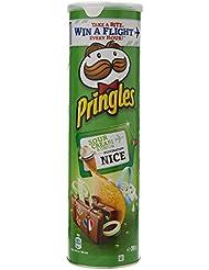 Pringles Sour Cream and Onion Potato Crisps, 200 g