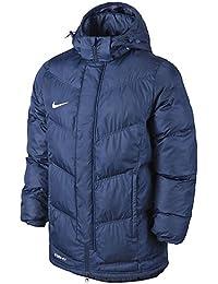 Nike Jacket Team Winter Chaqueta, Niños, Negro / Blanco (Obsidian / White), L