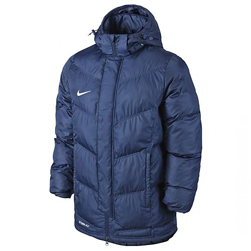 Nike Kid s Team Winter Generics Winter Jacket - Dark Blue  X-Large