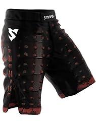 SMMASH MMA Pantalones Cortos SAMURAI S M L XL XXL MMA BJJ UFC Boxen K1 (M)