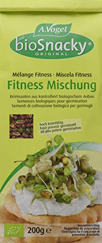 A.Vogel Fitness Mischung, 4er Pack (4 x 220 g)