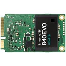Samsung MZ-MTE500BW mSATA interne SSD 500GB silber