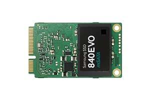 Samsung MZ-MTE1T0BW SSD 840 EVO, 1TB, mSATA