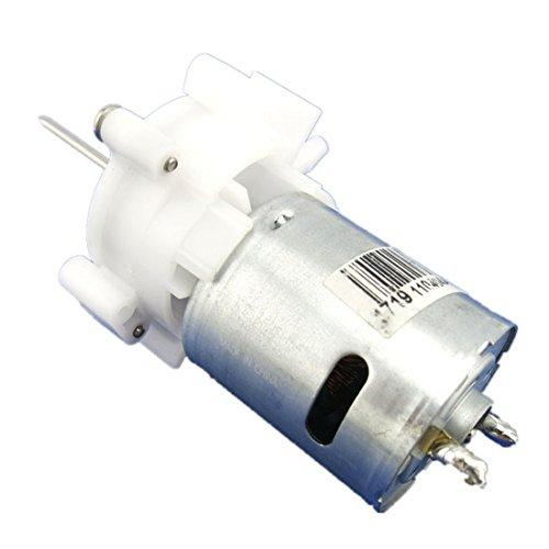 bgning 360Pumpe mit Nadel 360Micro Pumpen Wasser Pumpen DIY DC klein Motor RC Zubehör Ersatzteile