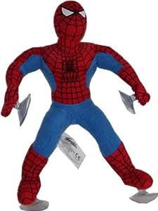 SPIDERMAN - Peluche ventouse Spider-man
