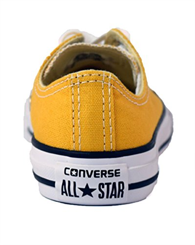 Converse Chuck Taylor All Star, Baskets Basses Mixte Adulte Jaune