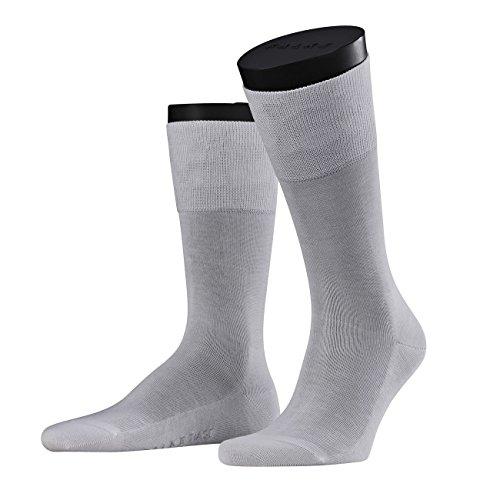Preisvergleich Produktbild FALKE City Herren Socken Tiago 3er Pack - 39/40 - White (2000)