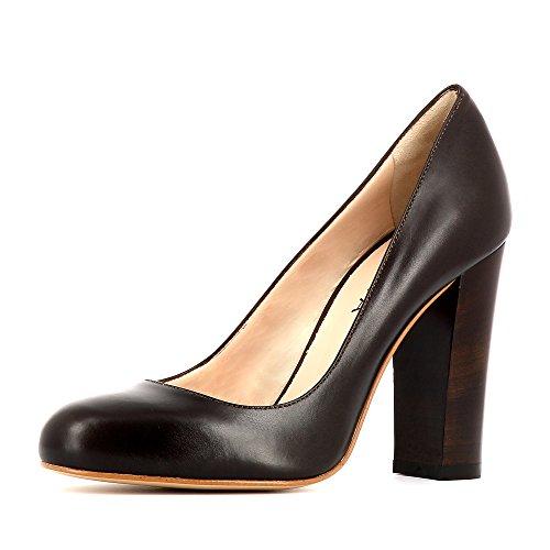 Evita Shoes  Cristina,  Scarpe col tacco donna Marrone scuro