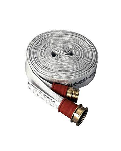 Manichetta Idrante Antincendio Certificata 25 Mt Metri Uni45 Manfredi